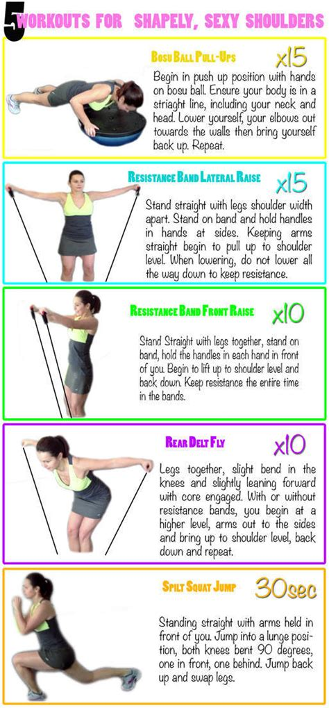 best shoulder workouts for to get