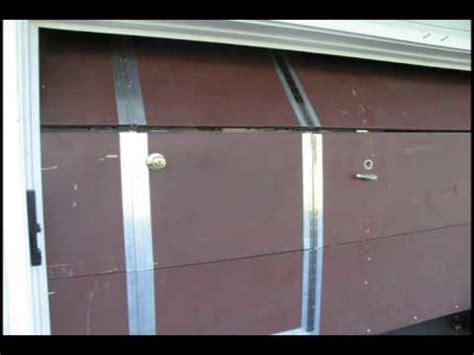 How To Get A Through A Door by Walk Through Garage Door