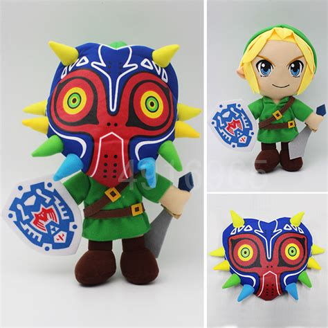 link majora s mask card template cool anime the legend of link plush majora mask doll