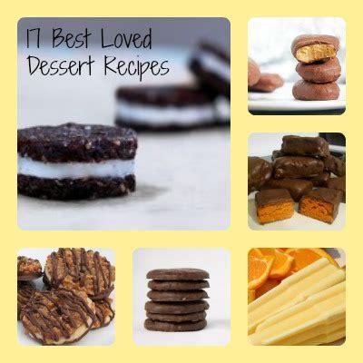 17 Best Images About Dessert 17 Best Loved Dessert Recipes Allfreecopycatrecipes