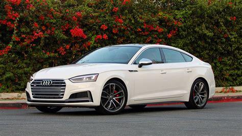 S5 Audi Sportback by 2018 Audi S5 Sportback Review Motor1 Photos