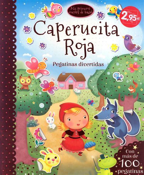 libro caperucita roja sopa de comprar libro caperucita roja mis primeros cuentos de hadas