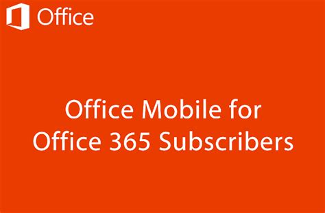 mobile office android office mobile office for android