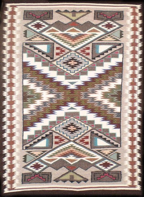 navajo rug patterns meanings navajo rug weaving by angela begay teec nos pos