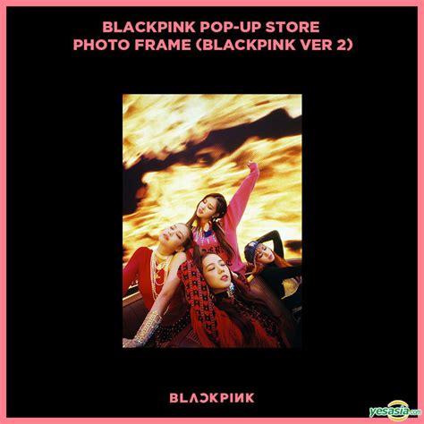 Blackpink Pop Up Store Photo Frame yesasia blackpink pop up store photo frame blackpink 2