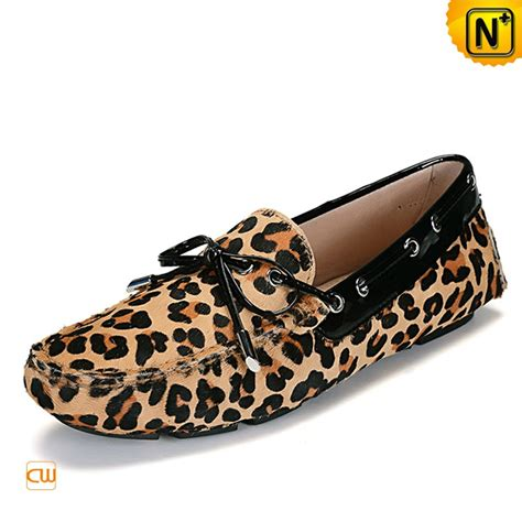 leopard loafers leopard print moccasins loafers for cw314115