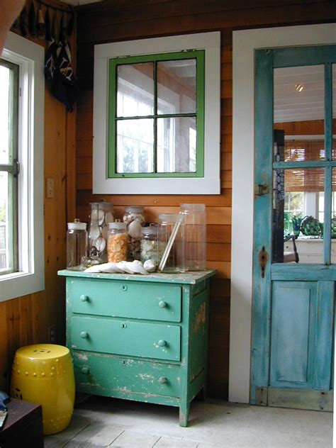 Painting Wooden Kitchen Cabinets by How To Distress Furniture Hgtv