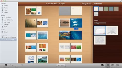 iphoto book layout help how to create a custom photo book using iphoto