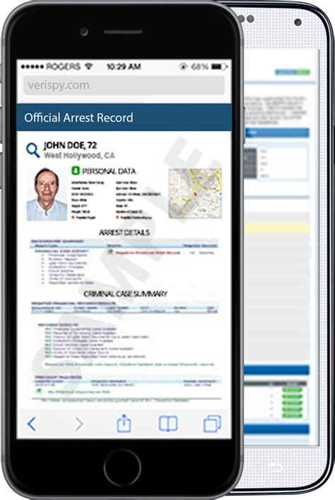 Personal Criminal Record Search Instant Arrest Records Check Service Free Arrest
