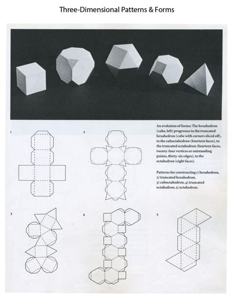 3d Paper Folding Templates - these 108 petal fold templates can be used to create