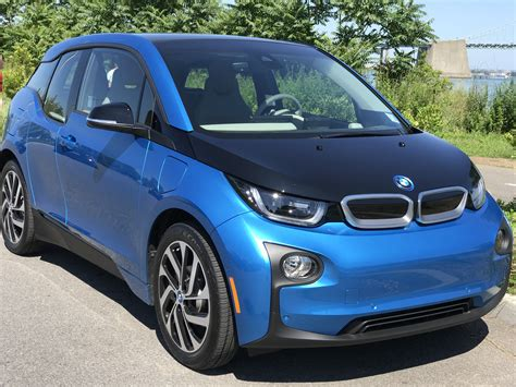 New Bmw Electric Car by Bmw Introduces New 2018 I3 And I3s Electric Vehicles The