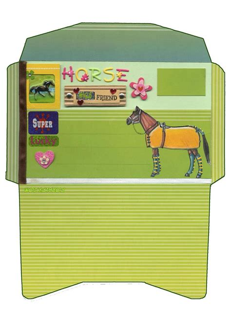 free printable horse stationery 276 best images about horses paper models on pinterest