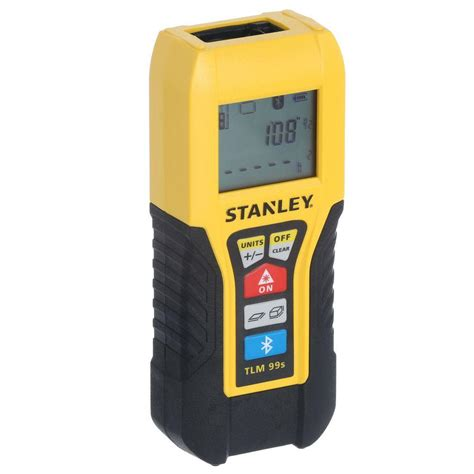 stanley introduces tlm99s laser distance measurer with 076174773439 upc stanley stht77343 tlm99s bluetooth