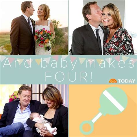 savannah guthrie pregnant with second baby savannah guthrie reveals she s pregnant with second baby