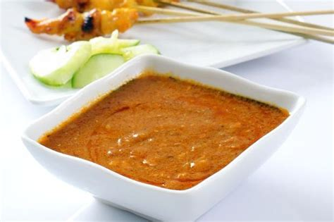 satay sauce recipe dishmaps