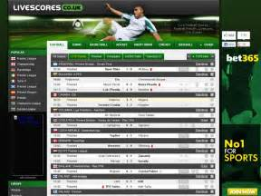 livescore soccer serie a live soccer scores and table