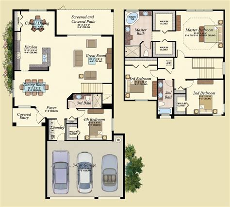 Layouts Of Houses by Perfect Layout For A House House Best Art