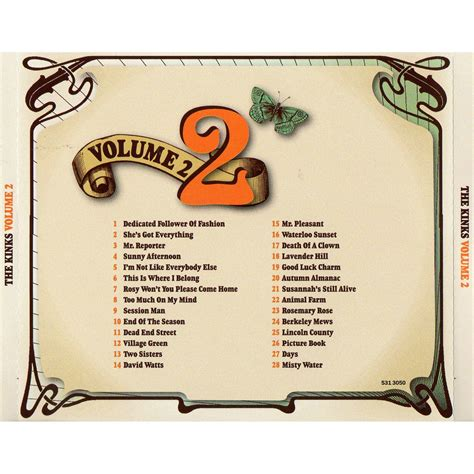 picture book by the kinks picture book cd2 the kinks mp3 buy tracklist