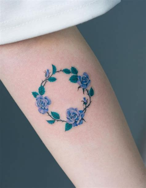 circle flower tattoo designs 32 gorgeous ideas for doozy list