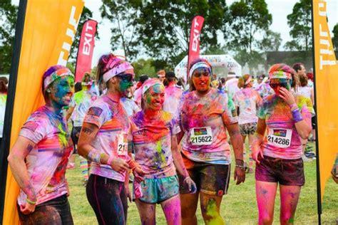 5k color run 2015 2017 hospice half marathon 5k color run in valdosta ga