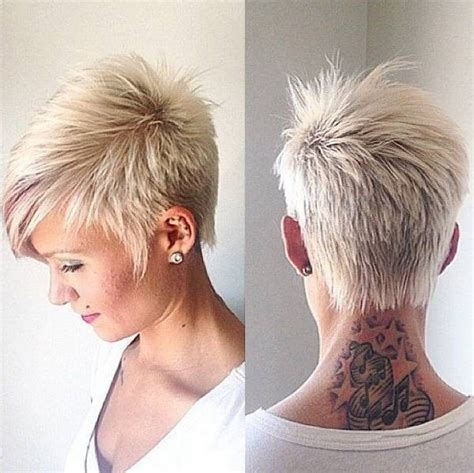 funky colour blonde hair styles curly short funky hairstyles curly hair hairstyle for women