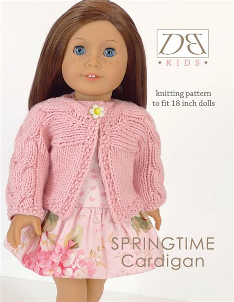 clothes pattern for 18 inch doll doll clothes knitting pattern pdf for 18 inch american