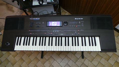 Keyboard Roland G 600 roland e600 image 633912 audiofanzine