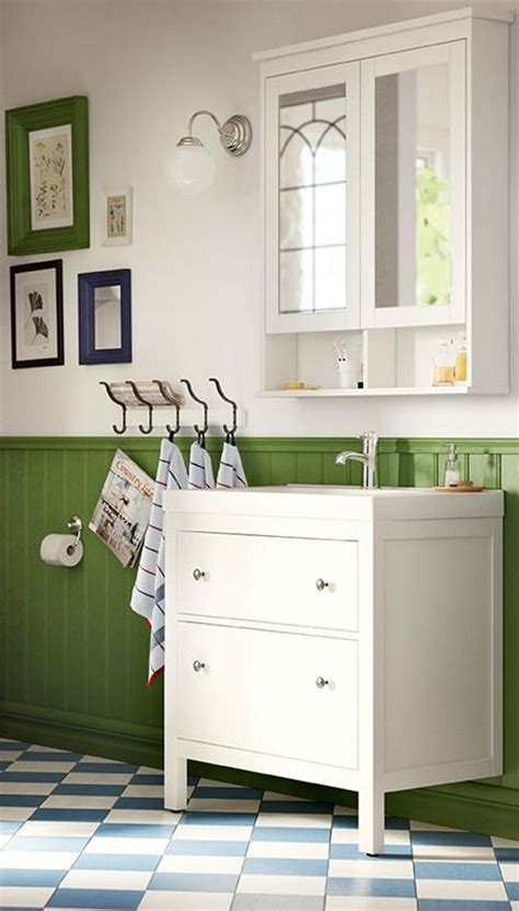 ikea hemnes badezimmer eitelkeit a traditional look and space for all you need to store