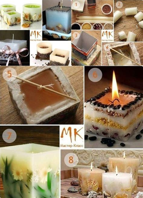 christmas candles diy diy unique candle smiuchin