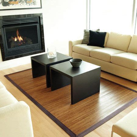 using bamboo rug 1000 images about how to on