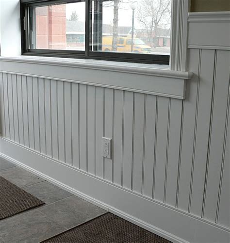 Plank Wainscoting wainscoting kits beadboard images