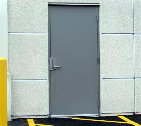 Metal Doors by Hollow Metal Doors Door Tech Of Nashville Commercial