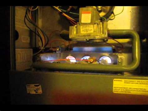 rheem furnace pilot light rheem criterion ii gas furnace pilot light iron blog