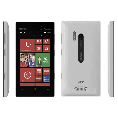 Nokia Lumia Verizon new nokia lumia 928 32gb white verizon ebay