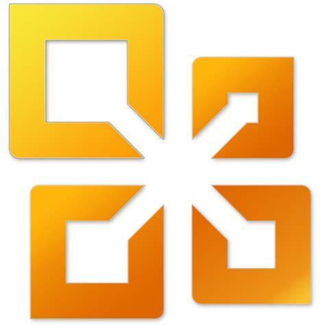 microsoft office 2010 icons office 2010 logo rocketdock com