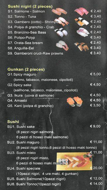 sushi porta venezia sushi plus bar a foto menu con prezzi zomato