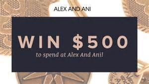 Alex And Ani Gift Card - alex ani giveaway alex ani contest 171 shefinds