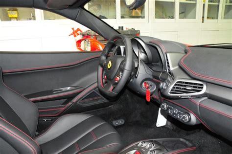 458 italia interni autonoleggio roma