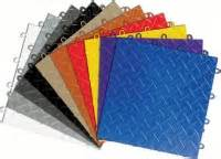 Garage Floor Tiles Cheap Cheap Garage Flooring Options All Garage Floors