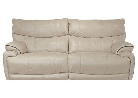 Lay Sofa by Corvin S Furniture Larkin Buff Power Lay Flat Reclining Sofa
