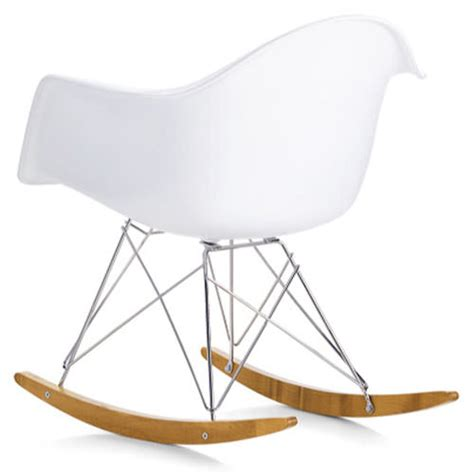 miniature eames rocking chair vitra miniature rar rocking chair by charles and eames