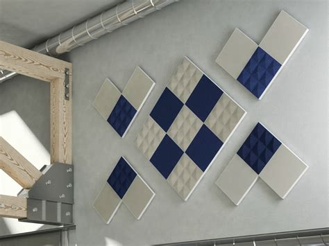 Polyester Decorative Acoustical Panels Stilly Gaber Decorative Acoustic Wall Panels