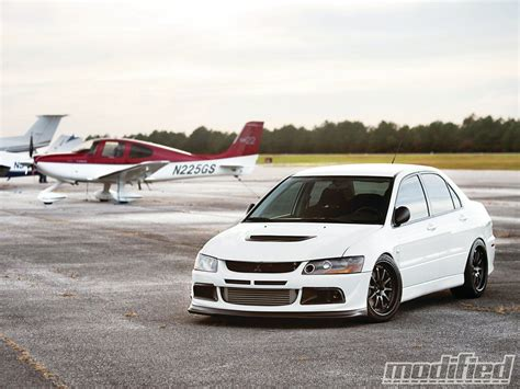 modified mitsubishi lancer 2005 2005 mitsubishi lancer evolution viii modified magazine