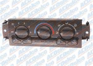 chevrolet silverado 1500 ac and heater switch from