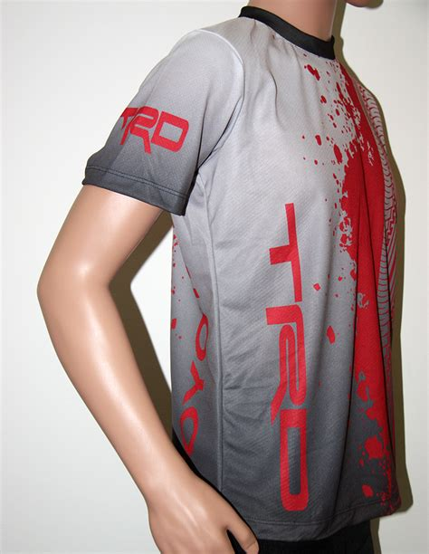 Big Size Xxxlpolo Shirt Toyota toyota trd t shirt with logo and all printed picture