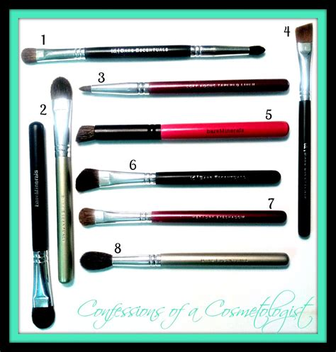 by terry eyelid color brush precision 2 beautycom bare minerals eye makeup brushes confessions of a