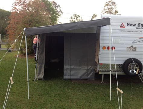 caravan awnings australia australia wide porch addition for awning new age