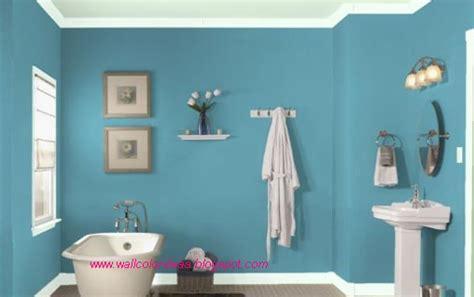 Color Ideas For Bathroom Walls by Wall Color Ideas 2012 Bathroom Wall Color