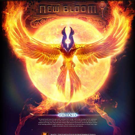 dota 2 wallpaper new bloom dota 2 new bloom update also brings phoenix hero replay