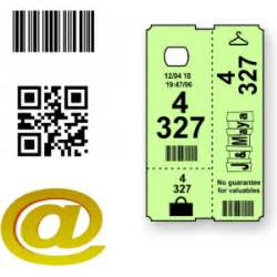printable cloakroom tickets custom made cloakroom ticket